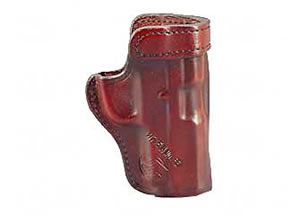 "Don Hume Clip On H715M Holster Left Hand Brown 4"" Taurus PT145/PT111 Millenium Pro J168505L"