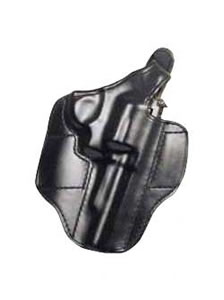 "Don Hume 721-P Holster Right Hand Black 5"" Beretta 92/96 Leather J327101R"