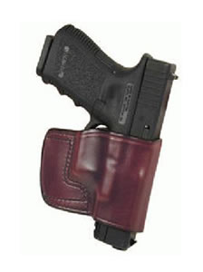 Don Hume JIT Slide Holster Right Hand Black KelTec P11 Leather J966660R