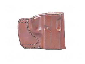 "Don Hume JIT Slide Holster Right Hand Brown 4.25"" S&W Sigma 9/40 J980250R"