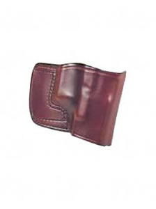 "Don Hume JIT Slide Holster Right Hand Brown 3.25"" Sig 230, 232 Leather J983000R"
