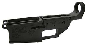 "DPMS Stripped Lower 308 Win 16"" Black 308LR05"
