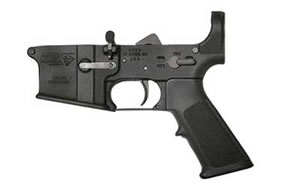 DPMS Lower Assembled 223 Rem No Stock LR05LP