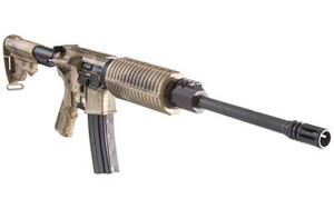 DPMS Panther ATAC Oracle Rifle RFA3OCATACS, 223 Rem, 16 in, AP4 6 Pos Stock, ATAC Camo Finish, 30 Rd