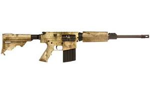 DPMS Panther ATAC Oracle Rifle RFLROCATACS, 308 Win, 16 in, AP4 6 Pos Stock, ATAC Camo Finish, 19 Rd