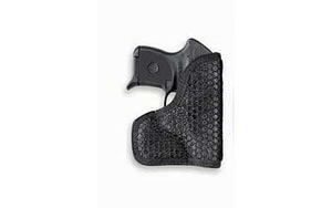 Desantis M44 Super Fly Pocket Holster Ambidextrous Black LCP/P3AT/DB Nylon M44BJG3Z0