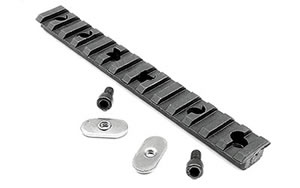 Ergo 47566 14 Slot M1913 Poly Rail w/6 Mount Holes