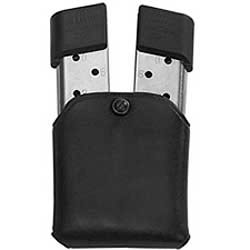 El Paso 2F Double Mag Pouch Black Double Stack Mags 2FDB
