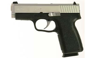 Kahr Model CW40 Pistol , 40 S&W, 3.5 in, Matte Stainless Finish, 6 Rd