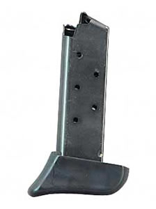 Colt 55691B Magazine 380ACP 7Rd Blue For Mustang