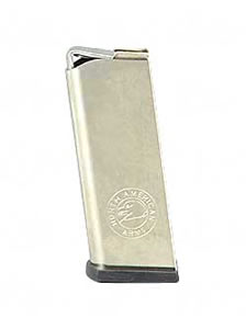 NAA MZ32 Magazine 32 ACP 6Rd Stainless For Guardian