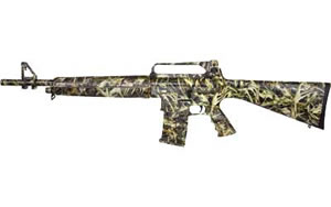 RAA AKDAL MKA 1919 Shotgun MK19C, 12 Ga, 3 in, 19.7 in, Fixed Stock, Camo Finish, A3 Removable Carry Handle, 5 Rd