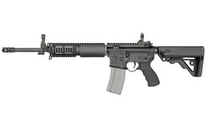 Rock River Arms Elite Comp Rifle AR1270, 5.56 NATO, 16 in, Ergo Stock, Blk Finish, 30 Rd, 1:9 Carbine, Tac Brake