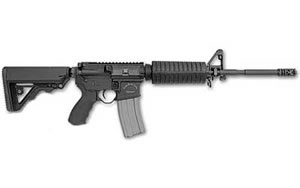 Rock River Arms Entry OP Rifle AR1277, 5.56 NATO, 16 in, Ergo Stock, Blk Finish, 30 Rd, 1:9 Carbine, Tac Brake