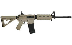 Sig Sauer Model M400 Rifle RM40016BECFDE, 5.56 x 45, 16 in, Magpul Stock, Flat Dark Earth Finish, A2 Front Sight/Flip Up Rear, 30 Rd