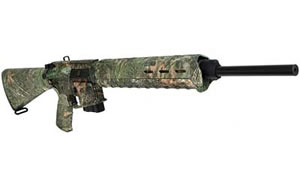 Sig Sauer Model M400 Hunter Rifle RM400H20BMIXPINE2, 5.56 x 45, 20 in, Syn Stock, Pine Camo Finish, 5 Rd