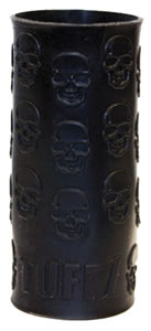 MKS TUFF1DGB Tuff Grip Cover Death Grip Black