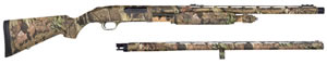 Mossberg Model 835 Combo 62438, 12 Gauge, 24 in /28 in,44.75 in /48.75 in Chmbr, Mossy Oak Break Up Infinity