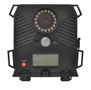 WGI N4E Enhanced Trail Camera 4 MP Black IR