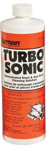 Lyman 7631715 Turbo Sonic Parts Cleaning Solution 1 All 32 oz Bottle