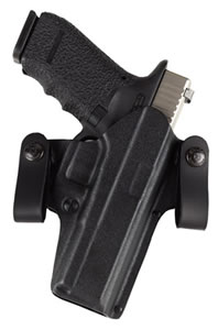 Galco DT472 Double Time Holster, Black, S&W M&P 9/40