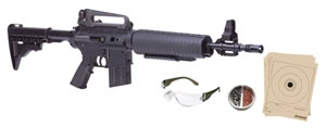Crosman M4177KIT M4-177 Kit Pump Air Rifle