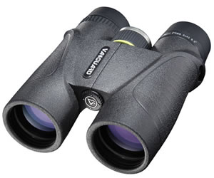 Vanguard Venture Plus Binoculars 8420G, 8x, 42mm, BaK 4 Roof Prism, Black