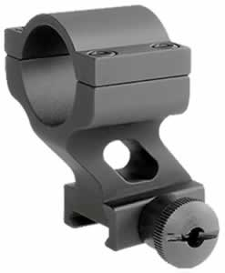 "Rock River Arms AR0130T 1"" Base Highrise For Rifle Barrel Cantilever Black"