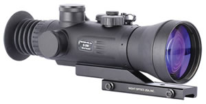 Night Optics NS7503GM D-750 Night Vision Scope 3rd Gen 4x FOV