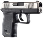 Diamondback Model DB380 Pistol DB380EX, 380 ACP, 2.80 in, Polymer Grip, Matte Silver Finish, 6 + 1 Rd