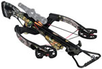 Horton CB870 Fury Crossbow Realtree APG