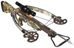 Horton CB880 Havoc 175 Crossbow Package w/Scope, Realtree APG