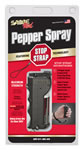 Sabre SST01BKUS Pepper Spray .54 oz .54 oz Up to 10 Feet Black
