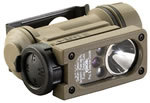 Streamlight 14514 Sidewinder Compact II 2 CR123A Green