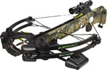 Barnett 78021 Ghost 350 CRT Crossbow Package, Camo