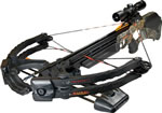 Barnett 78039 Buck Commander CRT Crossbow Package, Camo
