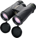 Vanguard Spirit ED Binoculars 1042, 10x, 42mm, BaK 4 Roof Prism, Black