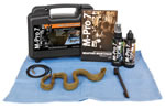 Hoppes 0701509 M-Pro 7 Tactical Cleaning Kit .38-.45 Cal & .410-20 Ga