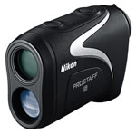 Nikon 8388 Prostaff 5 Laser 600 Rangefinder 6x 21mm 43 degrees 18.3mm Black