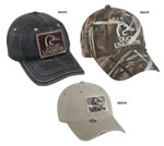 Outdoor Cap DU#1 Ducks Unlimited 1 Casual & Hunting Caps Brown/Khaki/Camo 1Dz