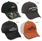 Outdoor Cap TR#2 Realtree 2 Casual Caps Pumpkin/Khaki, Gray, Black/RT Brn/RT 1Dz