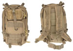 Drago 14-301TN Tracker Backpack Tan