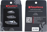 Spyderco C133SET 3 Bug Folder 3Cr Clip Point Blade Stainless Steel Knife