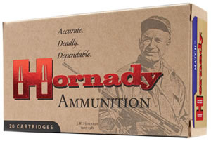 Hornady Match Rifle Ammunition 8228, 303 British, BTHP, 174 GR, 20 Rd/bx
