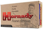 Hornady Match Rifle Ammunition 80518, 7.62 X 54mm Russian, BTHP, 20 Rd/bx