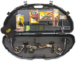 Martin M-16CWC927RH Silencer Pro 70# Compound Bow Complete Package, RH, 70 lbs Draw, 340 FPS, Sight, Quiver, Arrows, Case, Camo Finish
