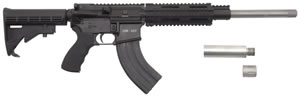 Olympic Arms K30R SST Rifle K30R16SST, 7.62X39 mm, 16 in, Semi Auto, 6 Pnt Collapsible Stock, Military Finish, 30 + 1 Rds
