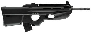 FN Herstal Model FS2000 Tactical Carbine Rifle 3835980060, 223 Remington/5.56 NATO, 17.4 in, Semi-Auto, Synthetic Stock, Black Finish, 10 + 1 Rd