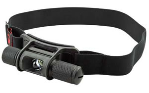 Surefire Minimus Tactical Headlamp HS2-A-BK, Black