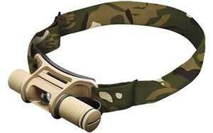 Surefire Minimus Tactical Headlamp HS2-A-TN, Tan